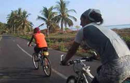 Lombok Biking Trip (5 Hours)