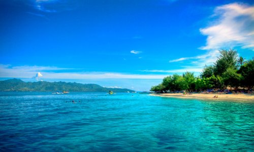 Exploring Gili Trawangan and Lombok 3 Days 2 Nights