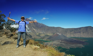 Rinjani Trekking 3 Days - 2 Nights