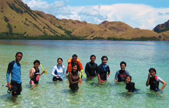 Komodo Sailing Trip 4 Days 3 Nights